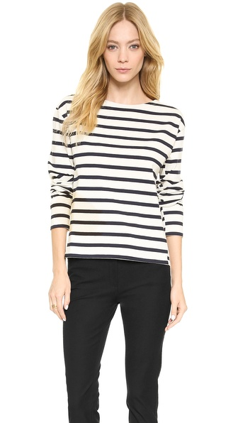 Joseph Long Sleeve Sailor Tee