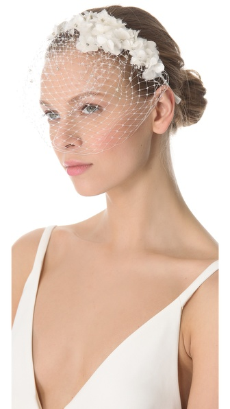 Jenny Packham May Veil Headdress I