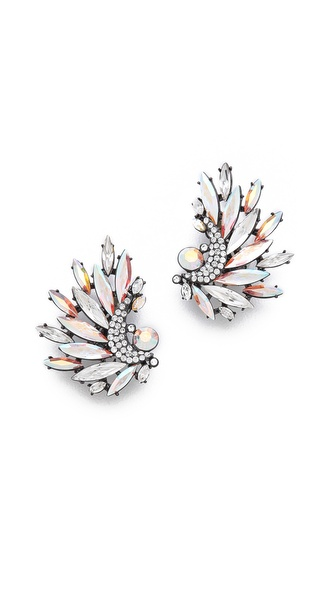 Jenny Packham Icarus Clip On Earrings I
