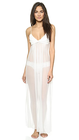 Long Nightgown (White)