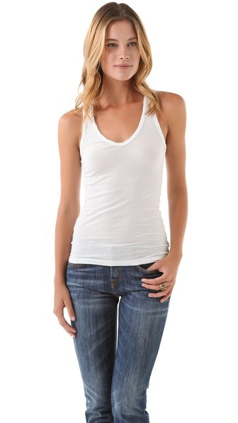 James Perse Rib Tank