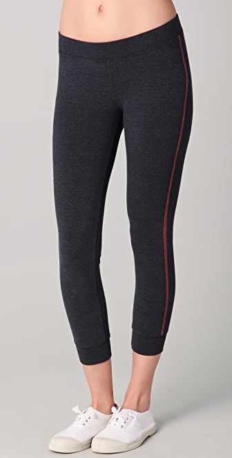 James Perse Yosemite Cropped Yoga Pants