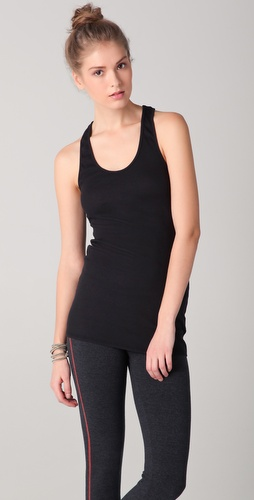 James Perse Yosemite Long Racer Tank