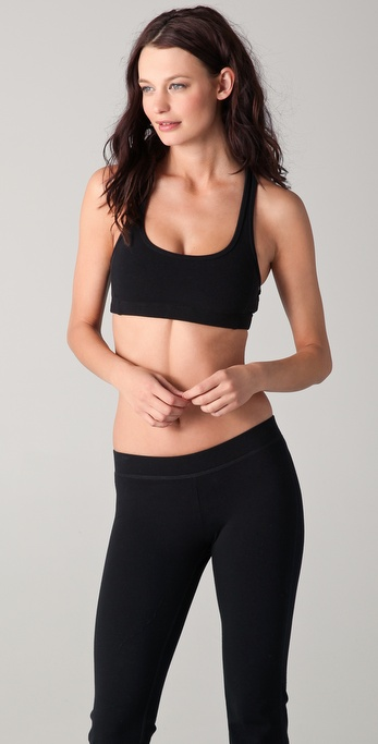 James Perse Yosemite Sports Bra