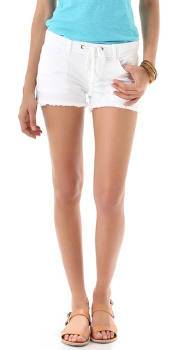 James Perse Drawstring Shorts