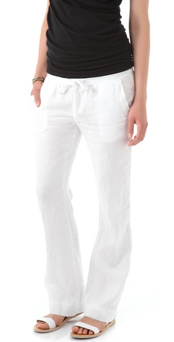 James Perse Summer Linen Pants