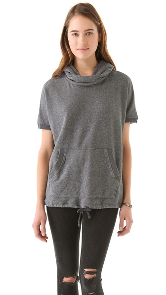 James Perse Hooded Sweatshirt