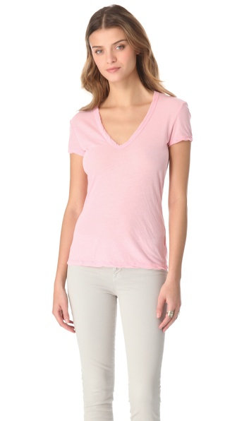James Perse Soft Short Sleeve Tee