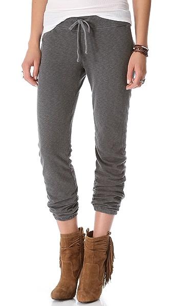 James Perse Vintage Cotton Genie Pants