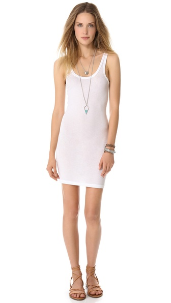 James Perse Extra Long Skinny Tank