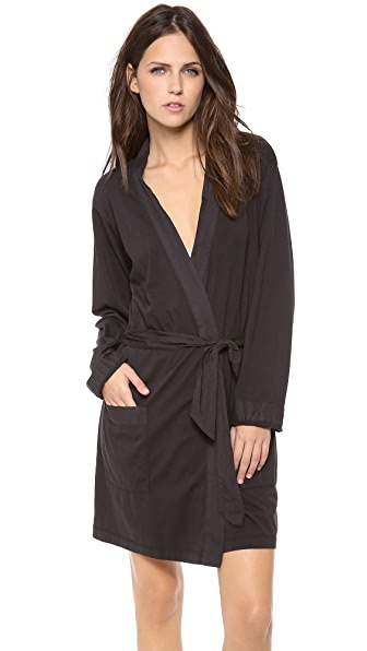James Perse Cotton Robe