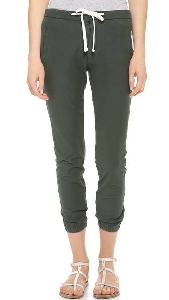 James Perse Relaxed Twill Pants