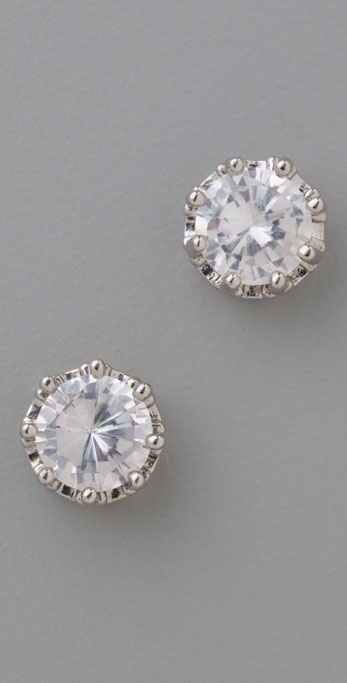 Juicy Couture Princess Cubic Zirconia Studs