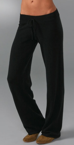 Juicy Couture Cashmere Drawstring Pants