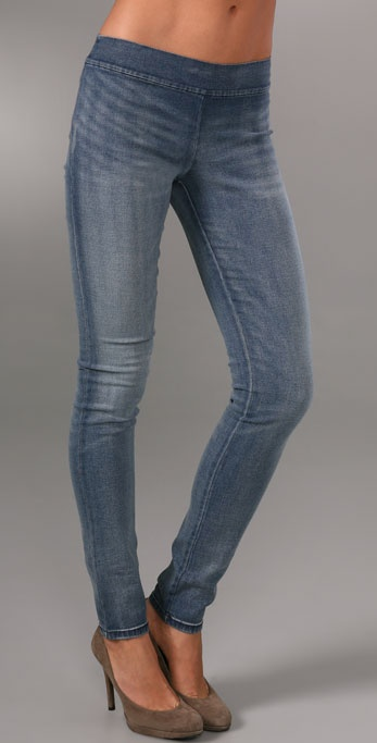 Juicy Couture Denim Leggings