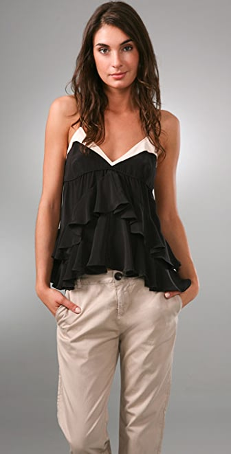 Juicy Couture Pixie Ruffle Camisole
