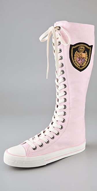 Juicy Couture Edna Sneaker Boots