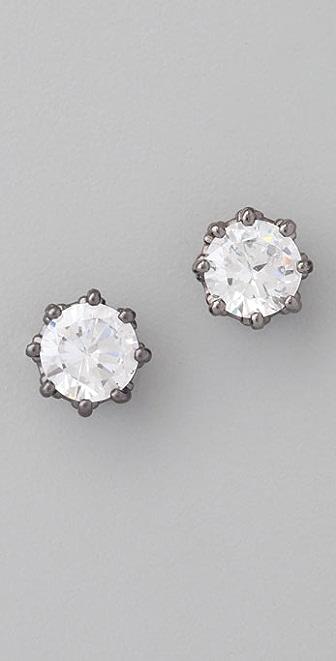 Juicy Couture Princess Stud Earrings