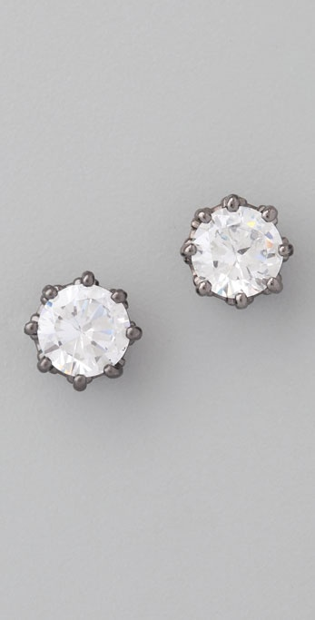 Juicy Couture Princess Stud Earrings