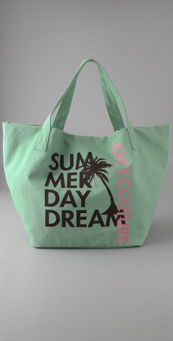 Juicy Couture Gen Y Summer Day Dream Tote