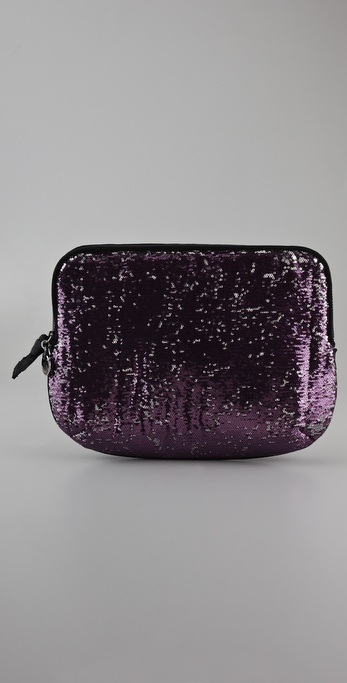 Juicy Couture Sequin Laptop Sleeve