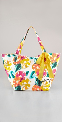 Juicy Couture Gen Y Fruit Tote
