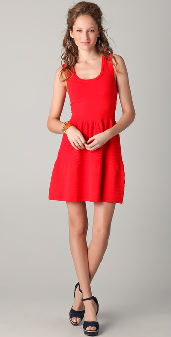 Juicy Couture Mixed Stitches Dress