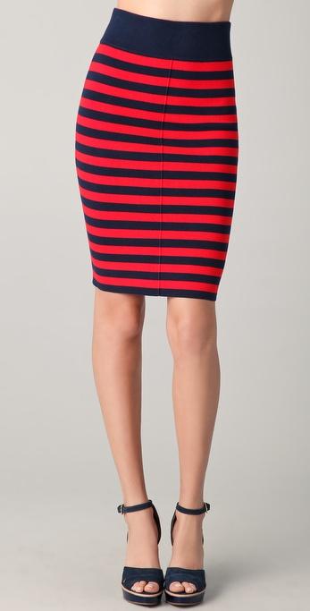 日常裙子设计图铅笔手稿