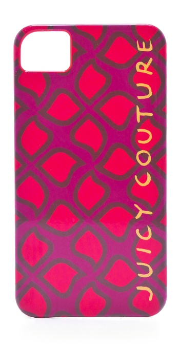 Juicy Couture Madison iPhone Case