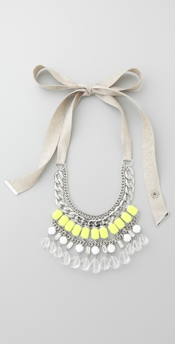 Juicy Couture Bib Necklace