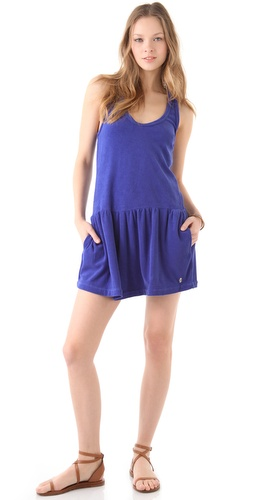 Juicy Couture Racer Back Tank Dress