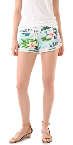 Juicy Couture Paradise Pique Shorts