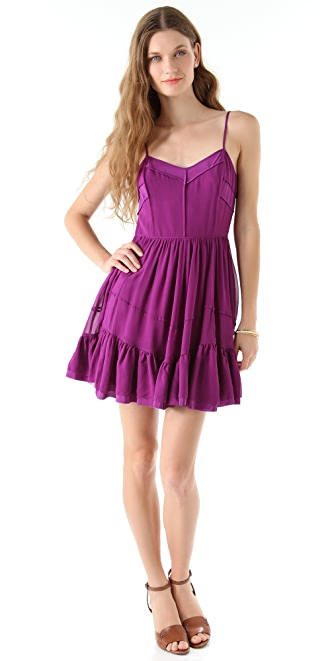 Juicy Couture Chiffon Dress