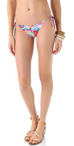 Juicy Couture Destination Flirt String Bikini Bottoms
