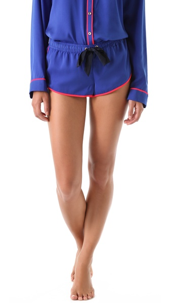 Juicy Couture Poly Charm Shorts