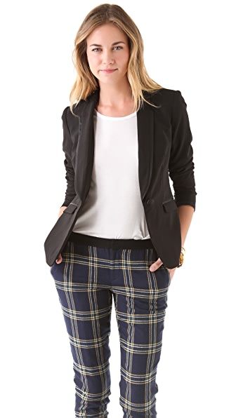 Juicy Couture Mod Shawl Blazer
