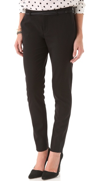 Juicy Couture Belted Pants