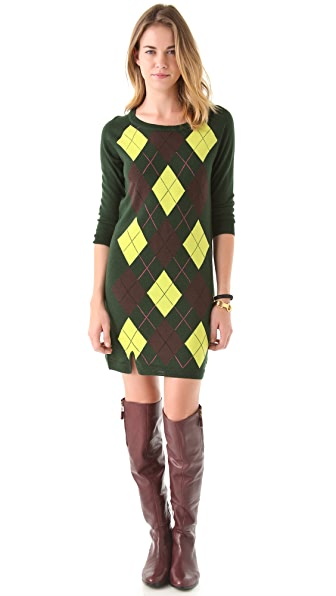 Juicy Couture Edie Argyle Dress