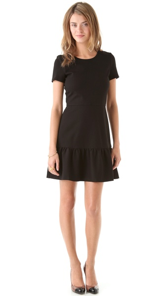 Juicy Couture Structured Flirty Dress