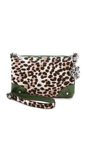 Juicy Couture Louisa Haircalf Cross Body Bag