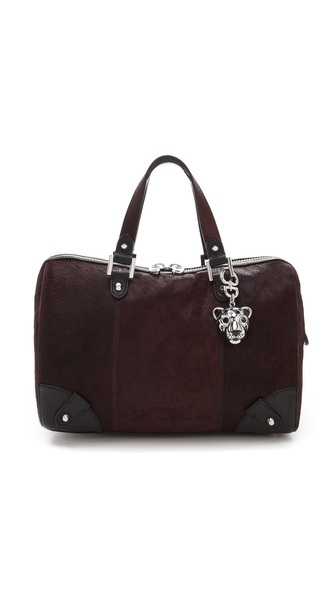 Juicy Couture Steffy Haircalf Satchel