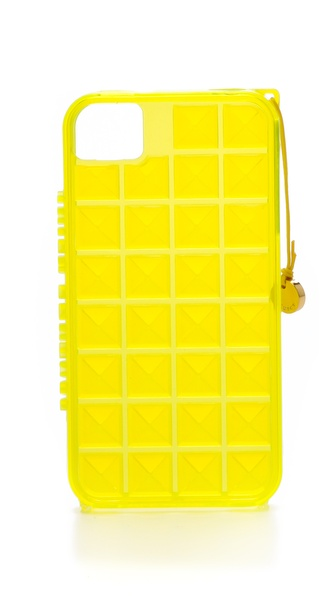 Juicy Couture Pop Pyramid Gelli iPhone Case