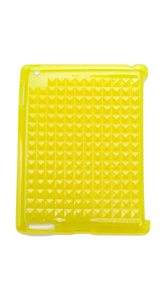 Juicy Couture Pop Pyramid Gelli iPad Case