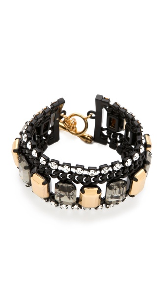 Juicy Couture Rhinestone Studded Bracelet
