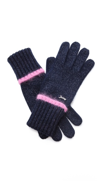 Juicy Couture Merino Gloves