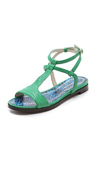 Juicy Couture Cedar Flat Sandals