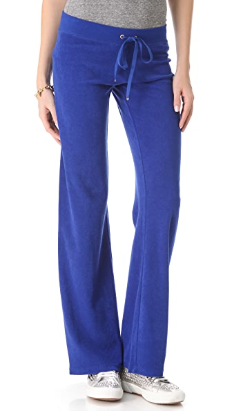 Juicy Couture Terry Original Drawstring Pants