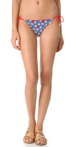 Shop Juicy Couture Love Birds Bikini Bottoms and Juicy Couture online - Apparel, Womens, Swim, Swim,  online Store