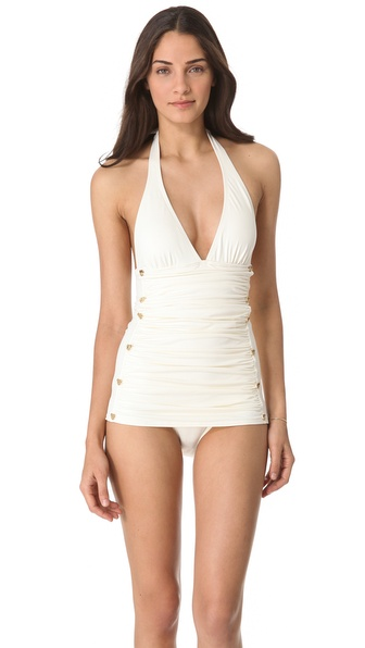 Juicy Couture Miss Divine Hearts Swimsuit