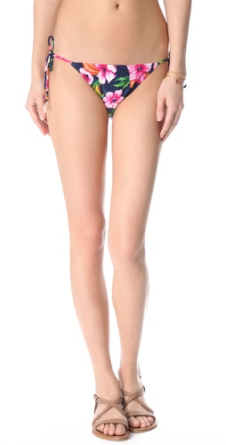 Shop Juicy Couture Wildflower Bikini Bottoms and Juicy Couture online - Apparel, Womens, Swim, Swim,  online Store